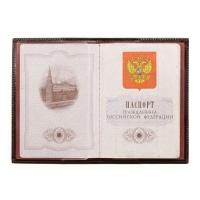 Обложка для паспорта ОП-2