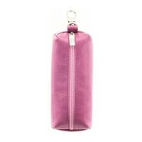 Ключница кожаная  С-КМ-2 друид розовый