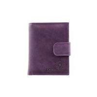 Портмоне женское С-Джари друид фиолетовый