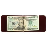 Зажим для денег с магнитом ОК - М-2